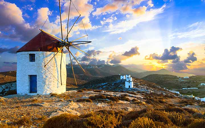 Croisière Les Iles Grecques, Eternelles Beautés
