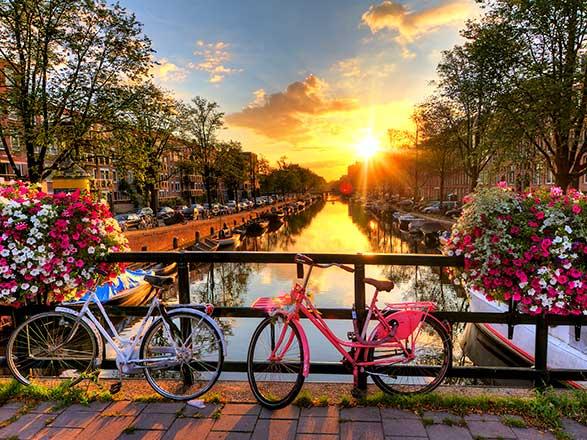 Croisière EXCLUSIVITÉ ! Pays-Bas, Grande- Bretagne,Belgique, Allemagne