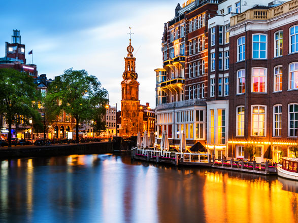 Croisière Amsterdam(Pays-bas)