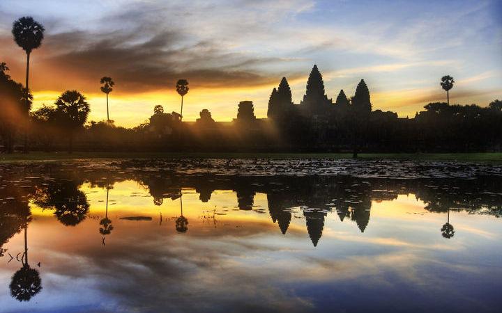 Croisière Angkor