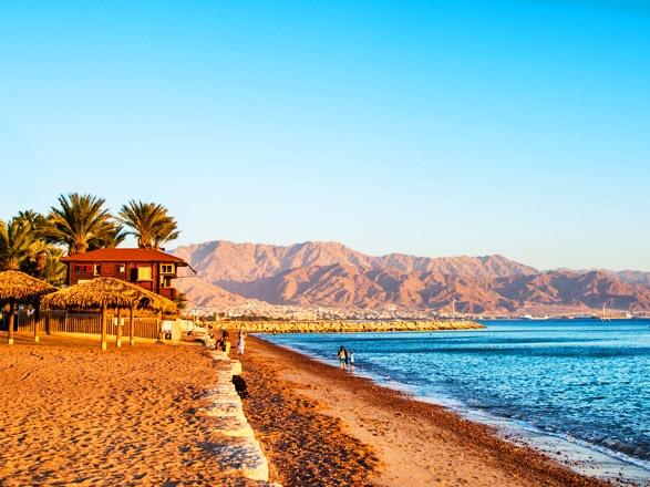 Jordanie (Aqaba)