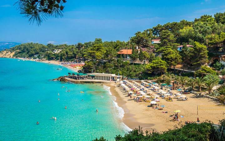 Croisière Argostoli
