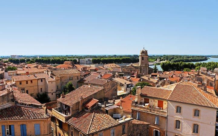Croisière Arles