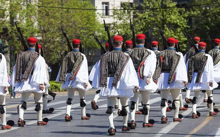 Croisière Athènes
