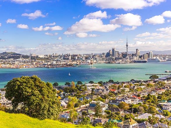 Croisière Auckland(Nouvelle-zélande)