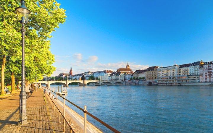 Croisière Bâle (Basel)