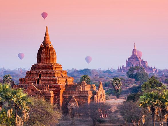 Croisière Au cœur de la Birmanie : au fil de l'Irrawaddy de Bagan à Mandalay
