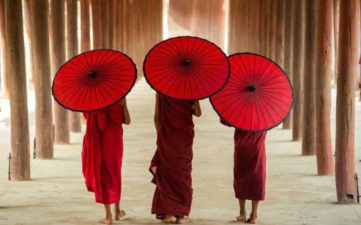 Croisière Bagan