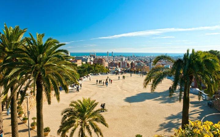 Croisière Barcelone