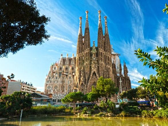 Croisière escale à Barcelone (Espagne)