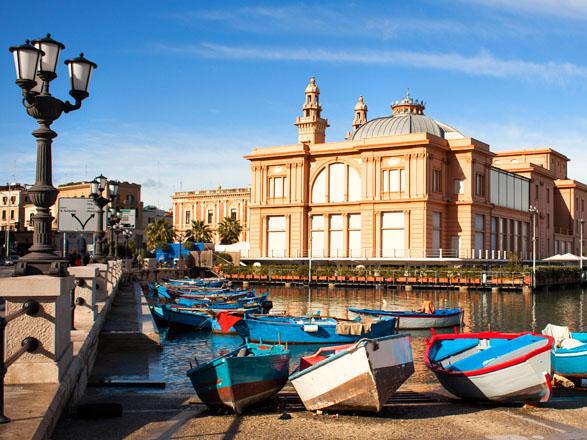 Croisière Italie, Malte, Grèce