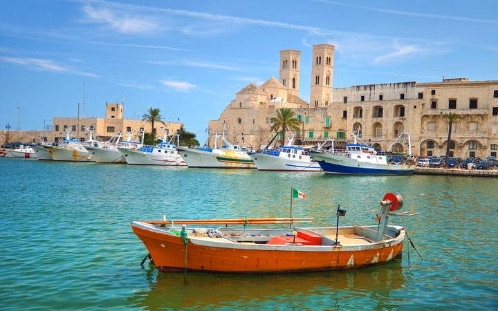 Croisière Bari