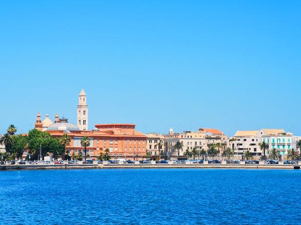 Croisière escale à Bari (Italie)