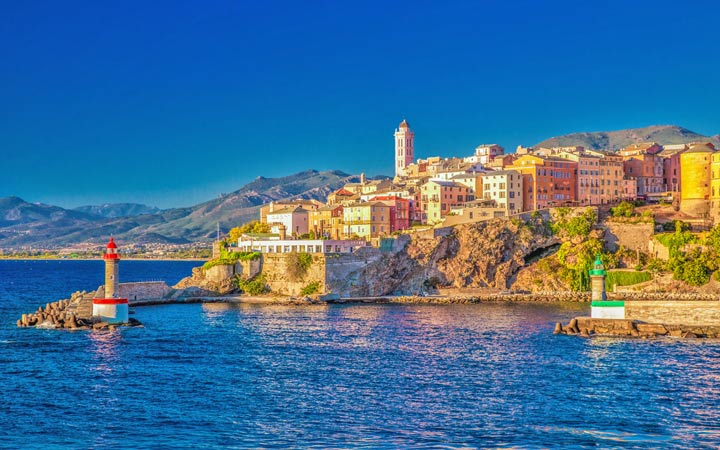 Croisière Bastia