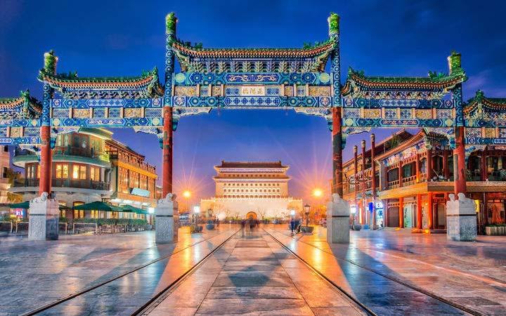 Croisière Beijing