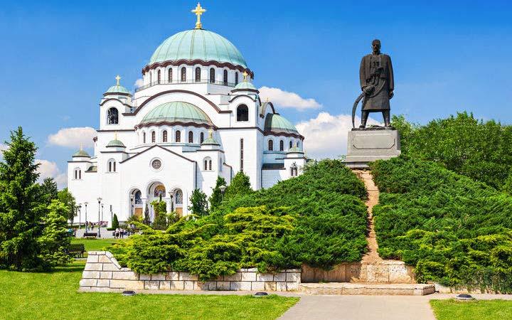 Croisière Belgrade