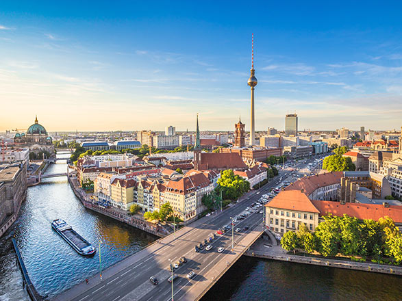 Croisière De Berlin à Amsterdam (BMA_PP)