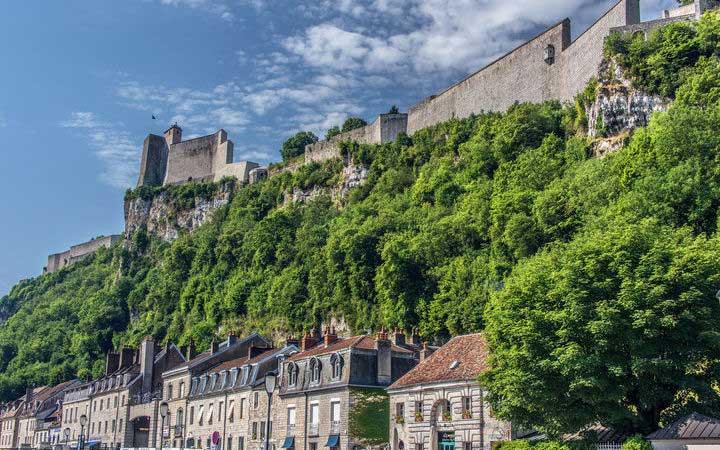 Croisière Besançon