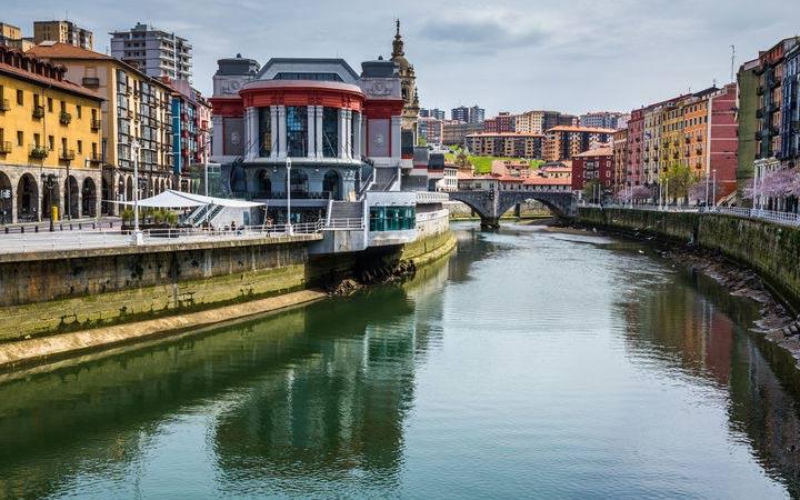 Croisière Bilbao