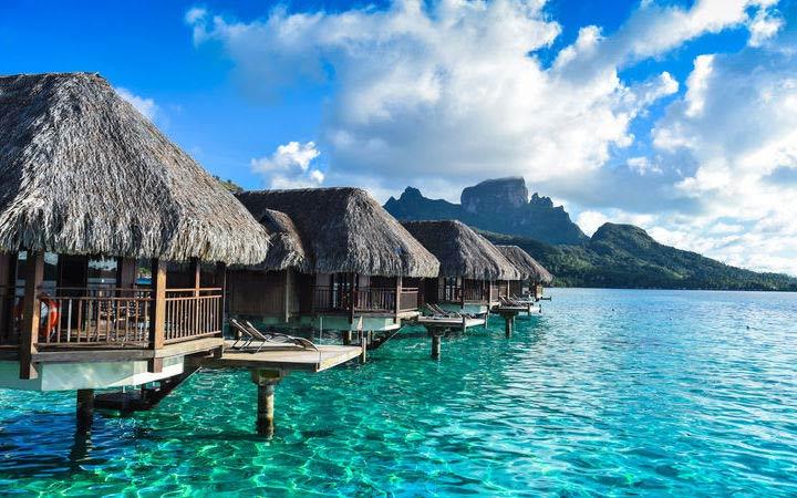 Croisière Bora Bora