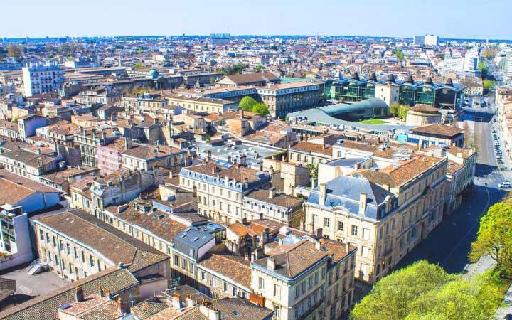 Croisière Bordeaux