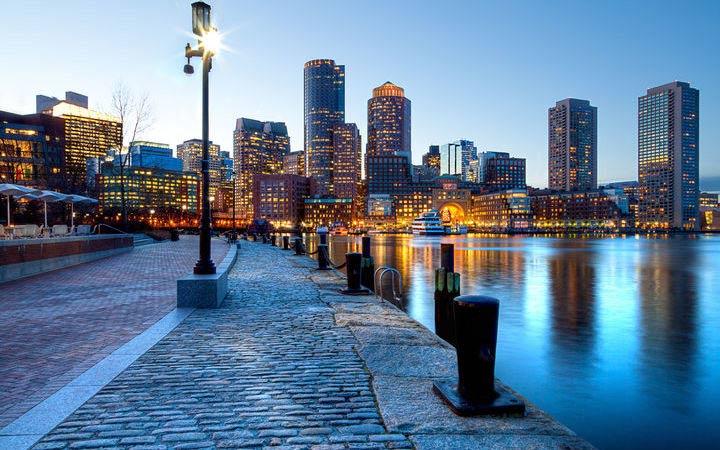 Croisière Boston