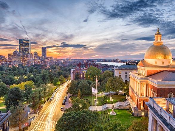 Etats Unis (Boston)