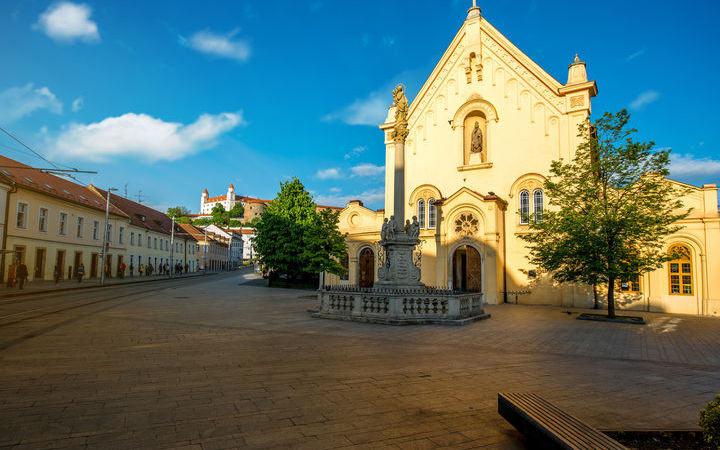 Croisière Bratislava