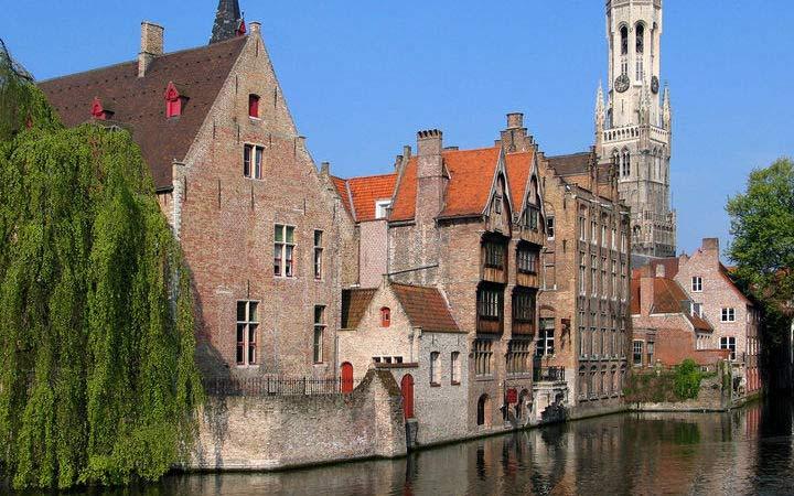 Croisière Bruges