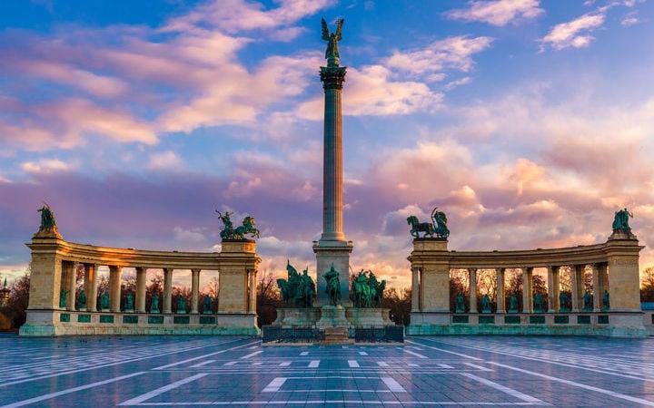 Croisière Budapest