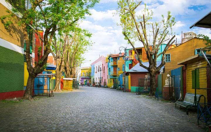 Croisière Buenos Aires