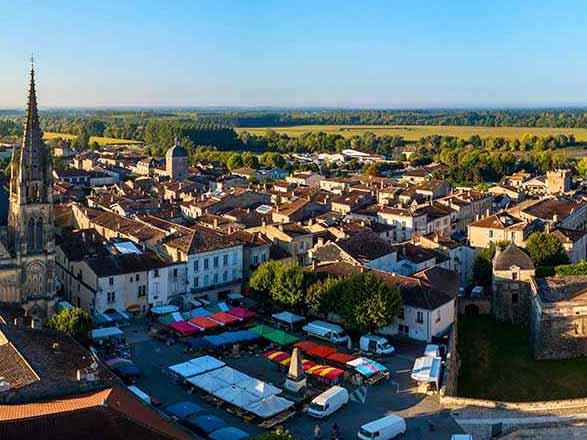 BLAYE - LIBOURNE - Saint-Emilion