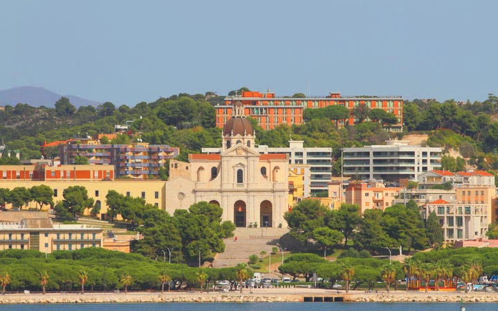 Croisière Cagliari