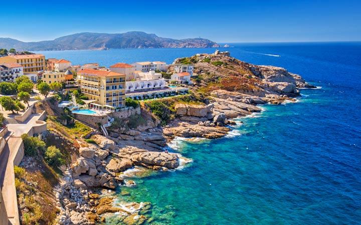 Croisière La Corse, île de beauté
