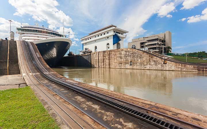 Croisière Canal de Panama