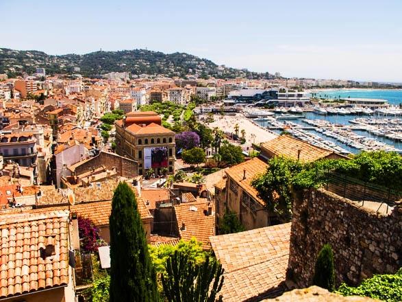 Croisière Italie, Majorque, Espagne, Côte d'Azur
