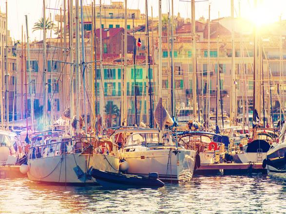 Croisière De Cannes à Lisbonne : Corse, Sardaigne, Baléares, Maroc...