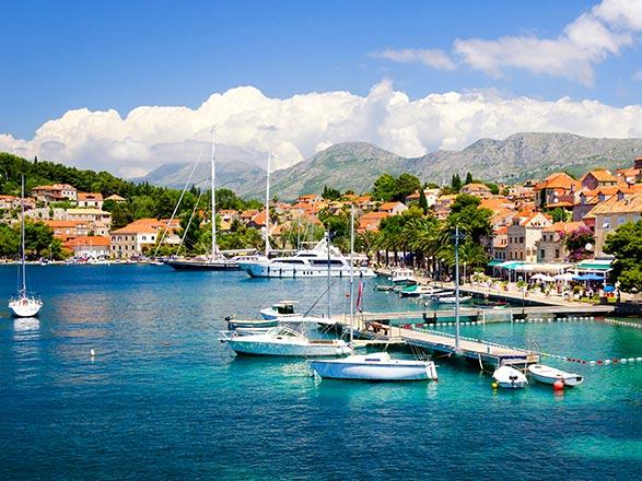 Croisière De Dubrovnik à Zagreb - Vols inclus - Saison 2018