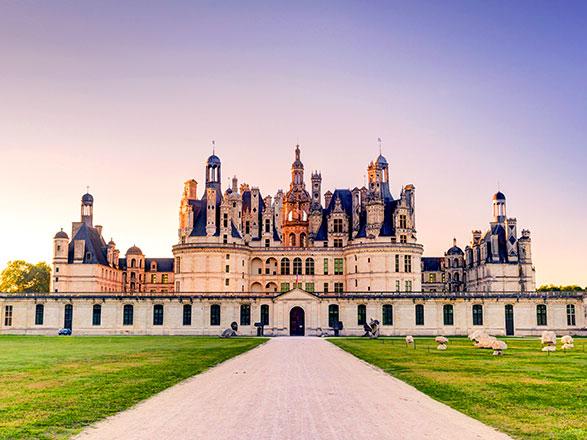 croisière Loire - Loire : Les Châteaux de la Loire, Chambord et Chenonceau, un héritage royal (NSN_CLRPP)