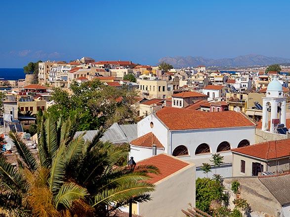 Crète (Chania)
