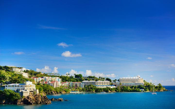 Croisière Charlotte Amalie