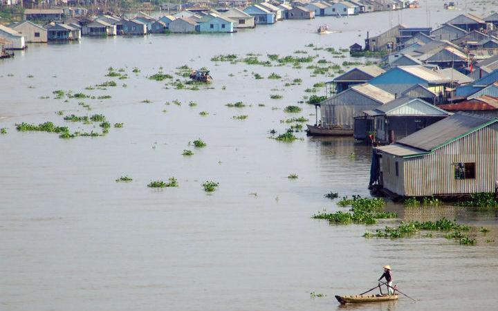 Croisière Chau Doc