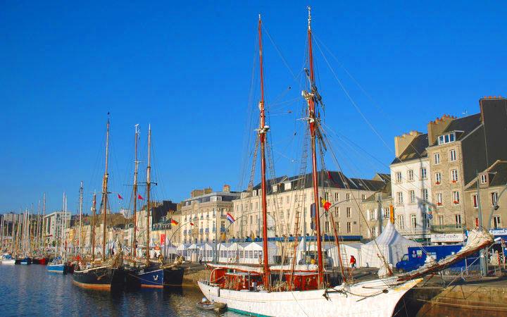 Croisière Cherbourg