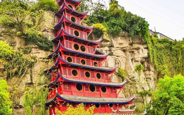 Croisière Chongqing