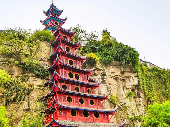 Croisière Au Fil du Yang Tsé, entre Pékin et Shanghai - Vols inclus