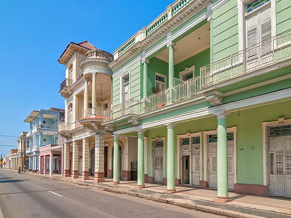 Croisière Cuba & Iles Caïmans : de Cienfuegos à La Havane