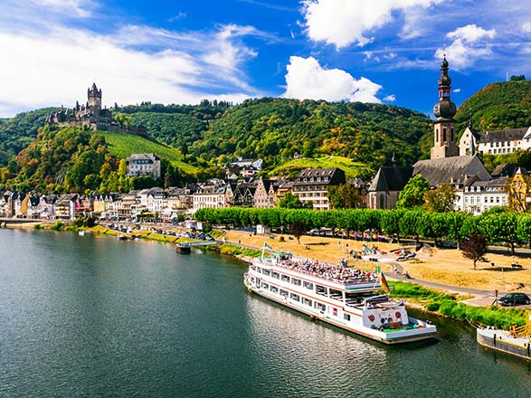croisière Rhin et ses affluents : 2 fleuves, la magie de la Moselle et la vallée du Rhin romantique (TAN_PP)