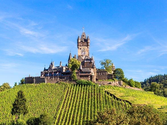 croisière Rhin et ses affluents - Rhin et ses affluents : 2 fleuves, la magie de la Moselle et la vallée du Rhin romantique (TAN)