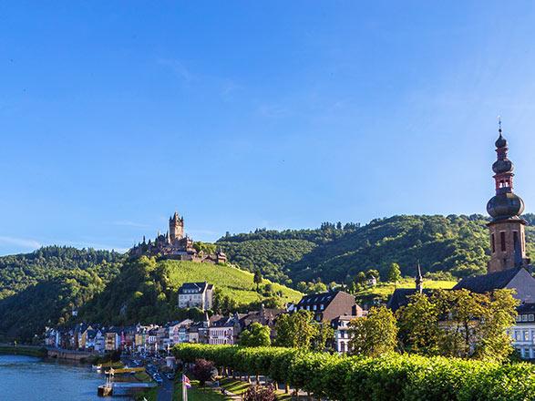 Croisière 2 fleuves, la magie de la Moselle et la vallée du Rhin romantique (TAN)
