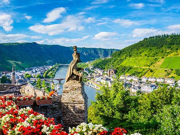 croisière Rhin et ses affluents - Rhin et ses affluents : 2 fleuves, la magie de la Moselle et la vallée du Rhin romantique (TAN_PP)